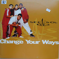 Sec N Sol - Change Your Ways (VLS) (1998)