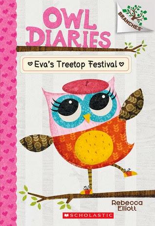 Charlottes Library Owl Diaries Evas Treetop Festival