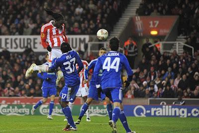 Stoke City 1 - 1 Dynamo Kyiv (2)