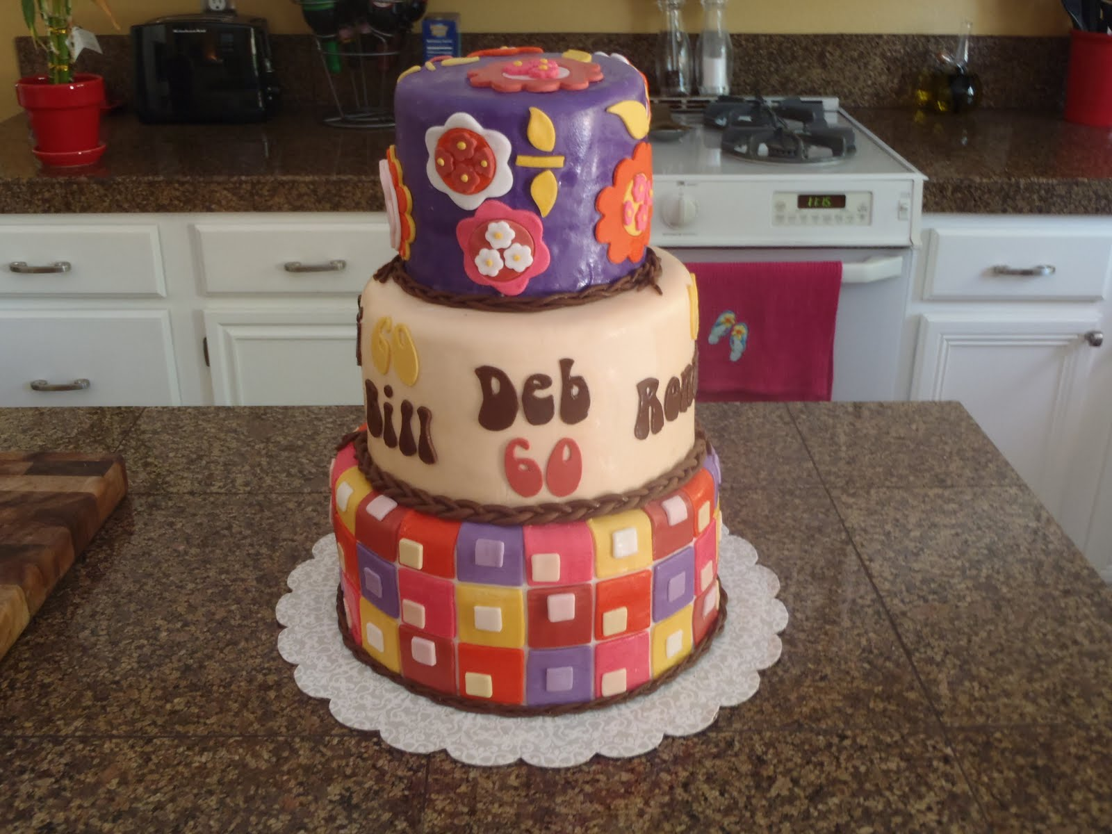 CAKE GIRL: July 2011