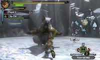 Monster Hunter 3 Ultimate (Lagombi)