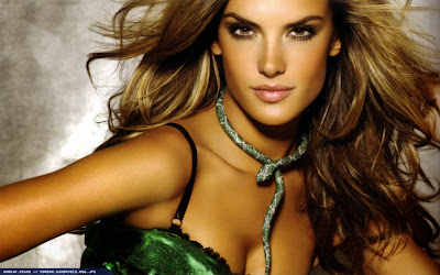Famous Polish Brazilians - SuperModel Ambrosio