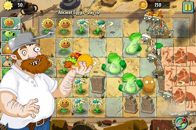 Plants vs Zombies 2 HD Apk v1.0.3 (Mod Unlimited)
