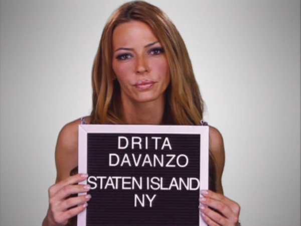 mob wives vh1 cast drita. Drita D#39;avanzo is married to