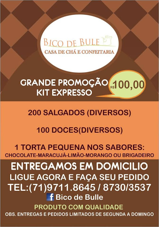 Bico de Bule