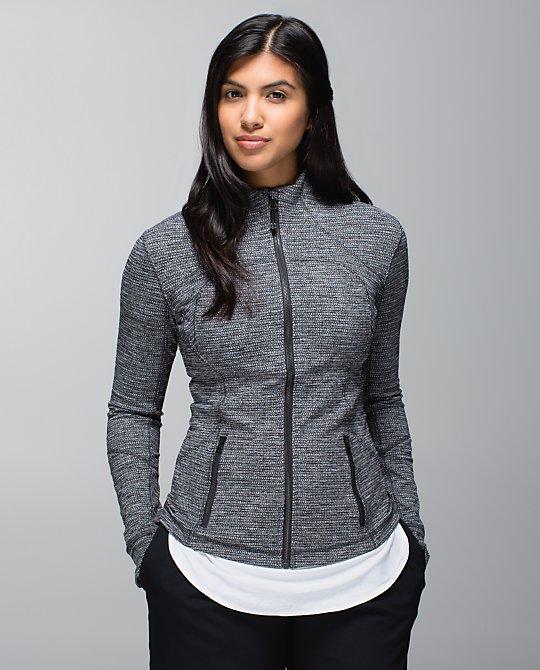 lululemon coco pique forme jacket