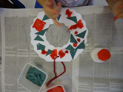 Trinity Preschool Mount Prospect: Cute Christmas Art Ideas and Trinity Presch...