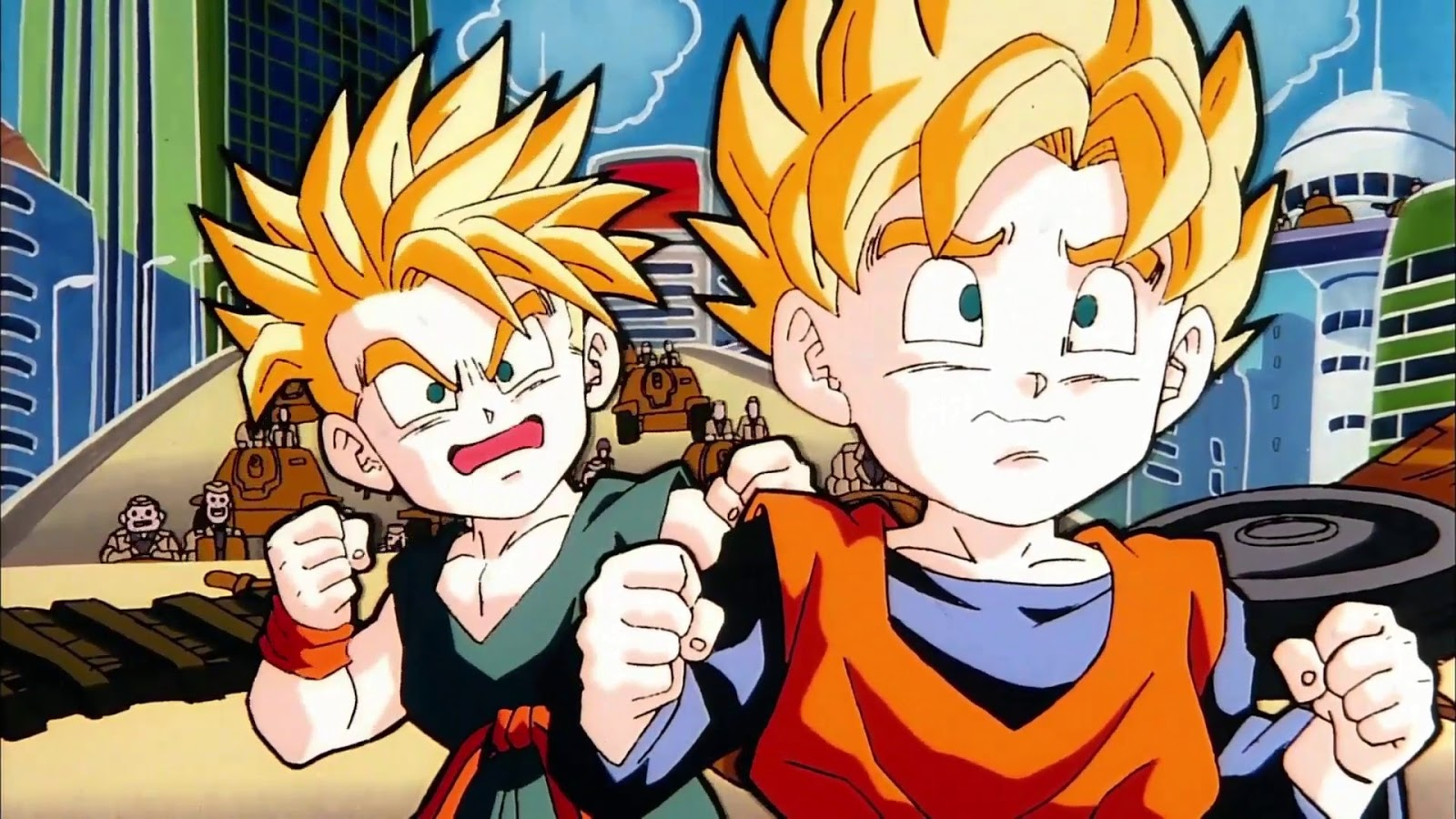 Dragon Ball Z: Fusion Reborn HINDI Full Movie (1995) [HD ...