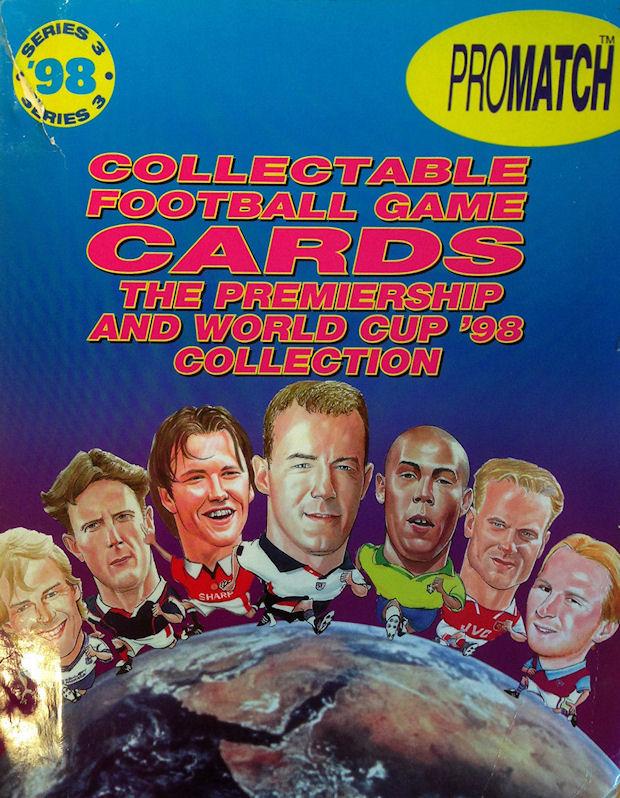 Ferguson No.WC46 Promatch série 1998 3-Ecosse D