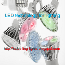 LED technology for lighting