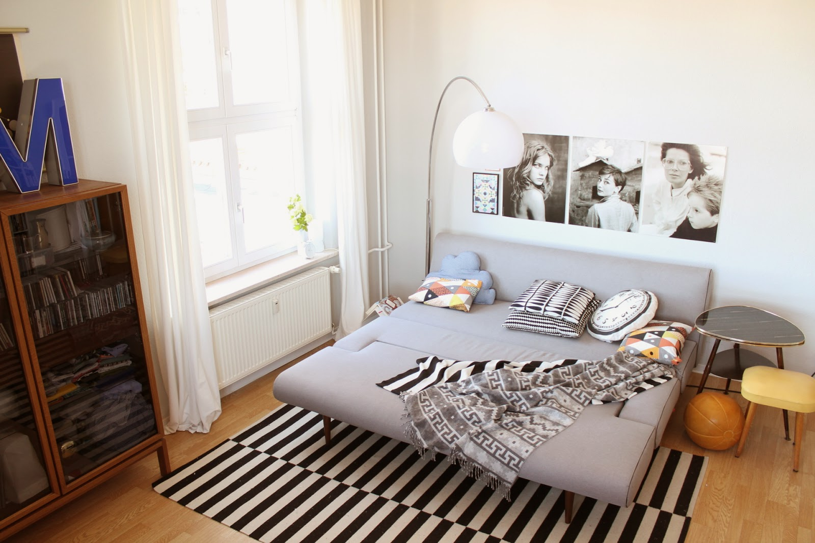 britta bloggt zu besuch diesmal bei marlene. Black Bedroom Furniture Sets. Home Design Ideas