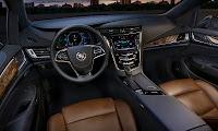 Cadillac ELR (2014) Dashboard