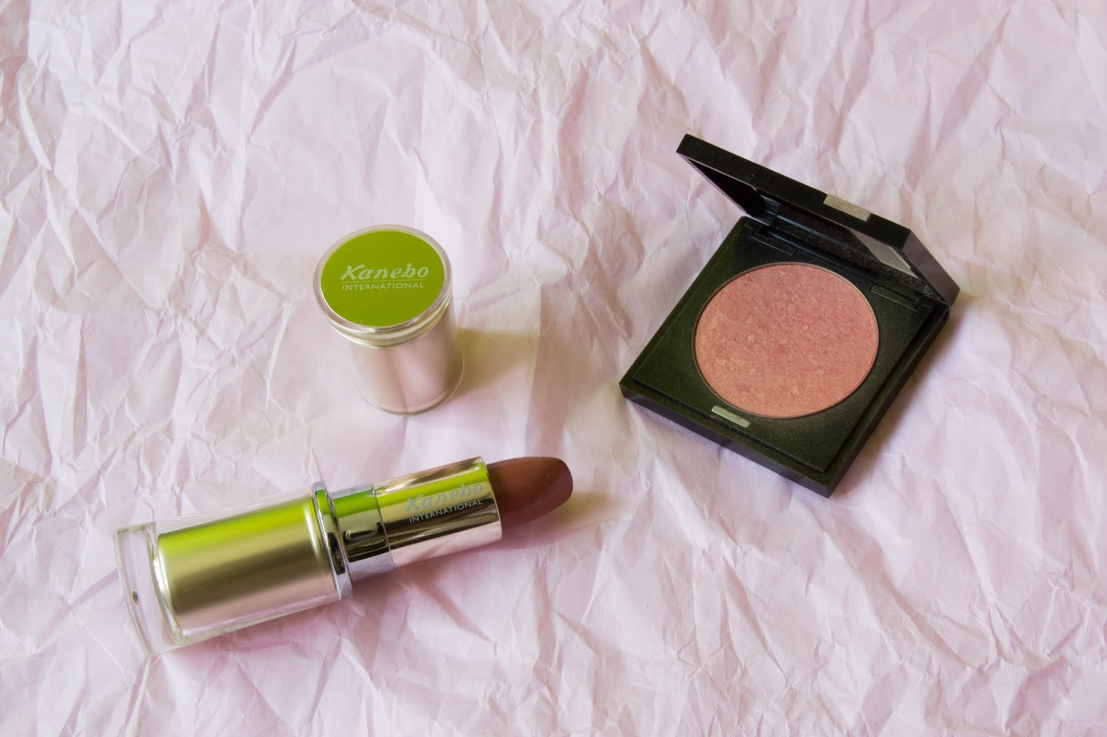 MUFE blush, The Lipstick, Kanebo. June Favorites