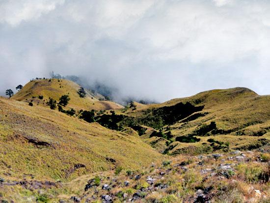 crater senaru