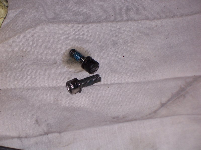 5mm, hex 4mm screw, bolt