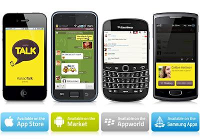 Download KakaoTalk Gratis Untuk Smartphone