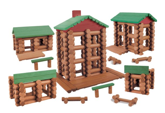The Mommy Island Making Memories With Lincoln Log Toys