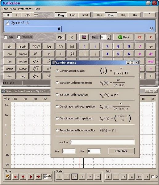 تحميل برنامج Kalkules الالة الحاسبة الذكية للكمبيوتر
