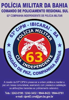 Banner 63ª CIPMI