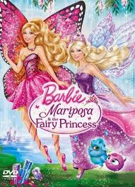 Barbie Butterfly e a Princesa Fairy Dublado