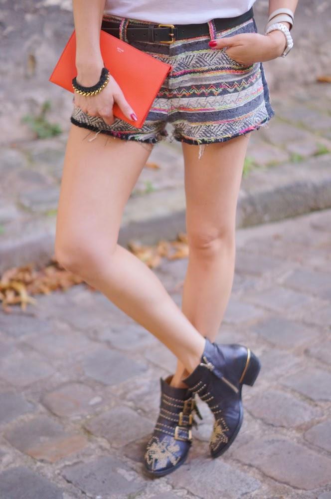 iro, chloé, susannas, céline, aurélie bidermann, fashion blogger, streetstyle, parisienne, look du jour, outfit