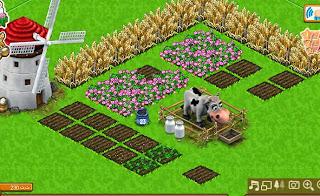 جديد لعبة المزرعة السعيدة