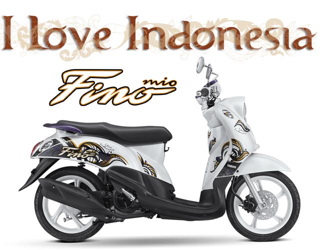 Yamaha Mio Fino Limited Edition