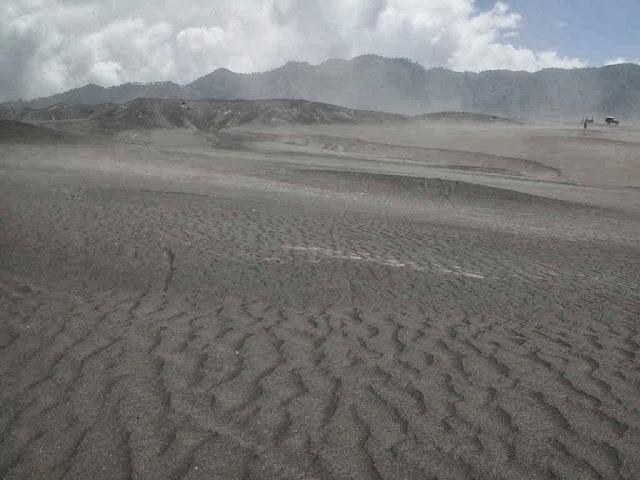 lautan, pasir,bromo,padang pasir indonesia