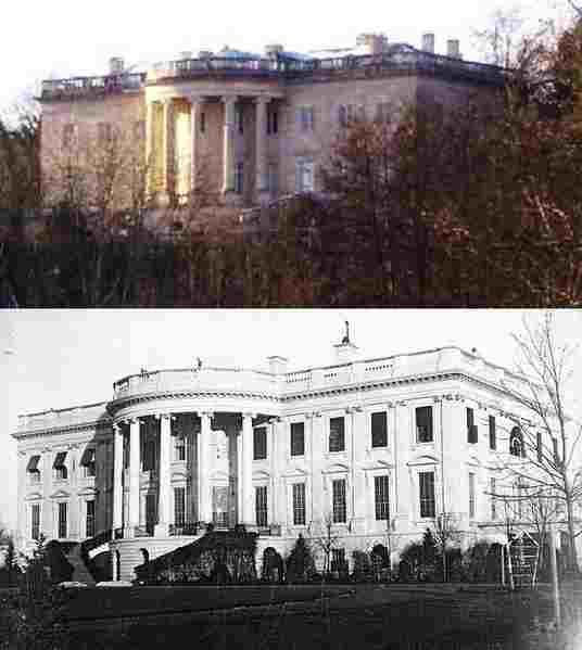 Born And Raised In The South The White House