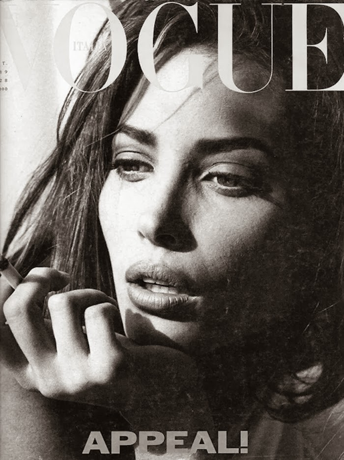 90s Christy Turlington