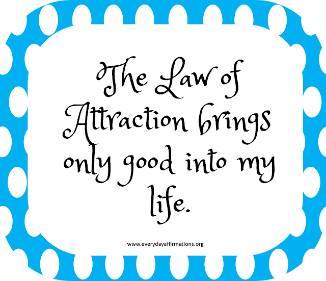 Daily Affirmations, Affirmations Poster
