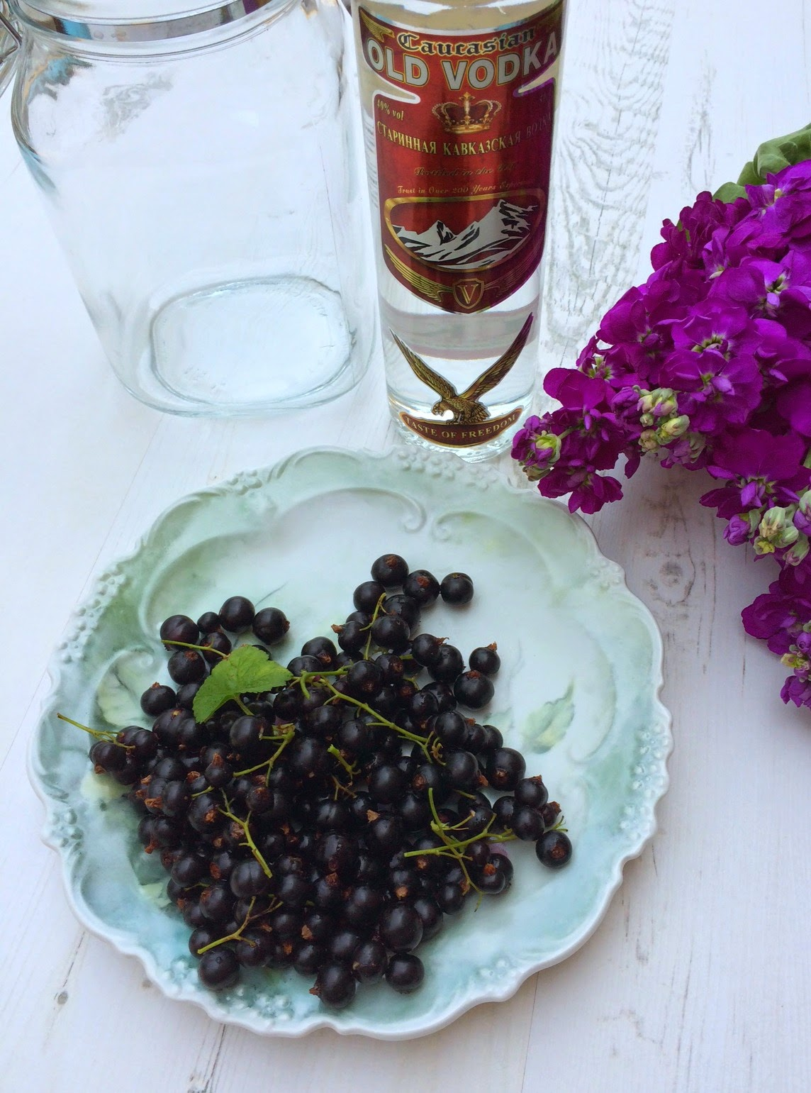 Easy homemade DIY Cassis Recipe