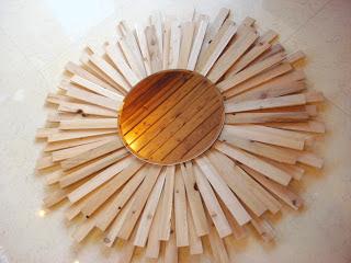 http://jandjhome.blogspot.com/2011/03/diy-sunburst-mirror.html
