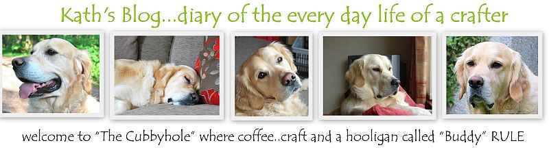 Kath's Blog......diary of the everyday life of a crafter