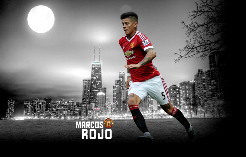 Marcos Rojo 2015 Wallpaper