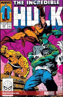 Incredible Hulk Comics