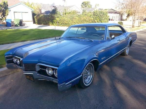 1967 Oldsmobile Delmont 88 for Sale - Buy American Muscle Car