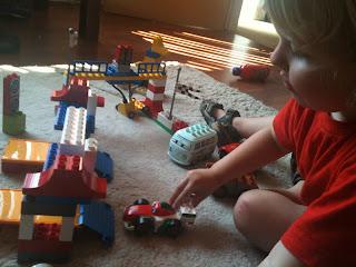 CARS LEGO Duplo