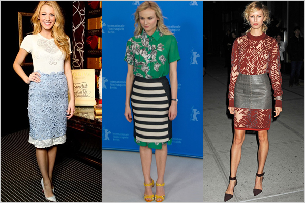 Latest celebrity fashion trend: Skirts over dresses