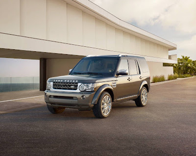 Land Rover Discovery Normal Resolution HD Wallpaper