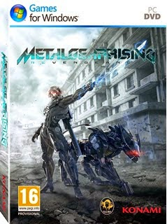 metal gear rising revengeance pc torrent