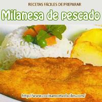 filetes pescado,huevo,aceite,pan,harina,sal,pimienta,limón