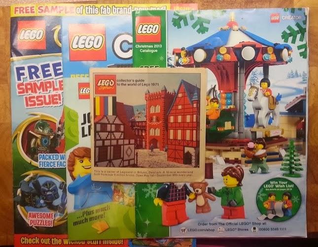 1970's Lego