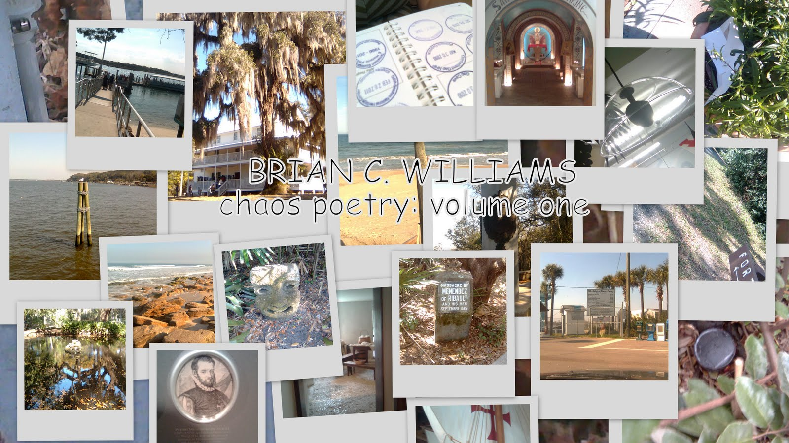 Chaos Poetry Volume One