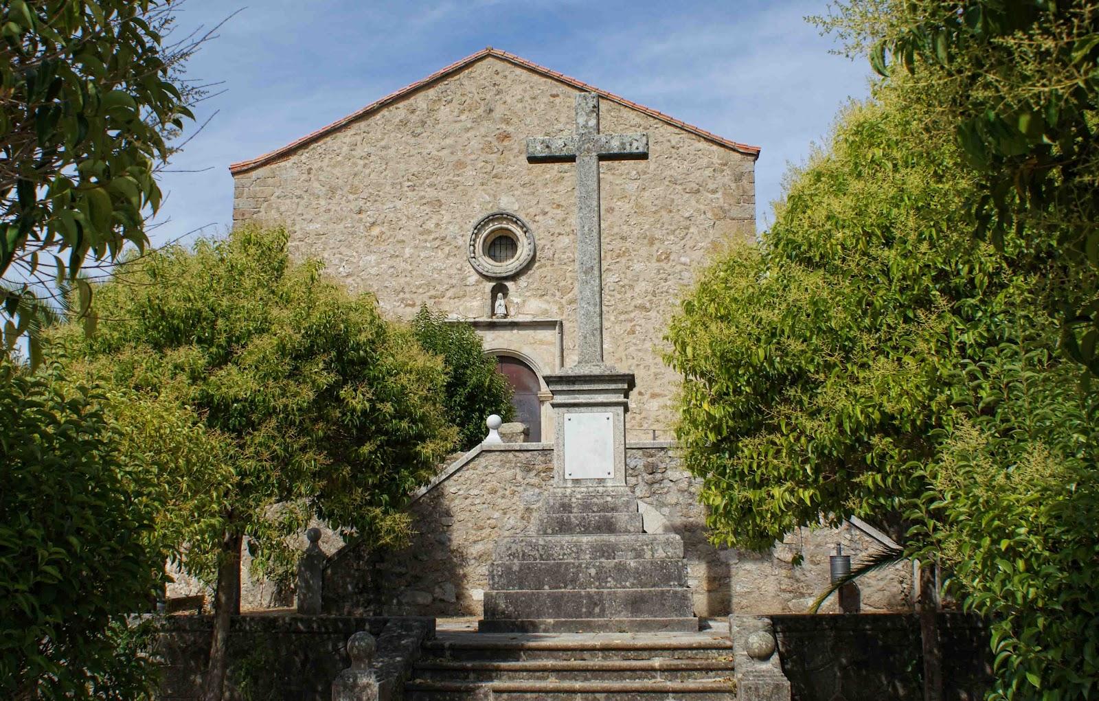 Iglesia de santa catalina ba os de montemayor c ceres - Dormir en banos de montemayor ...
