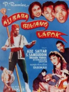 Ali Baba Bujang Lapok (1961)