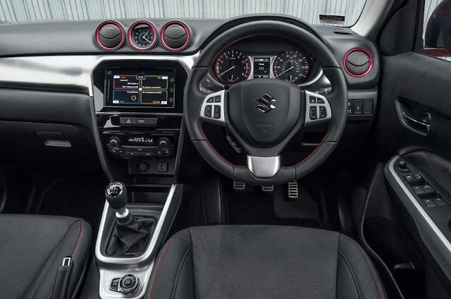 2015 Suzuki Vitara 1.4 S