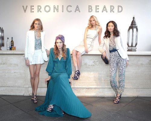 Veronica Beard Resort 2014, Top 5 Designers to Watch at New York Fashion Week
