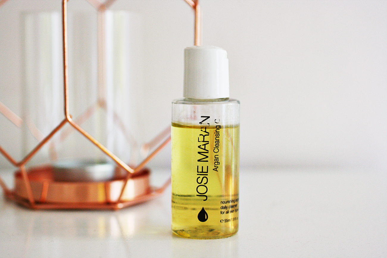 Josie Maran Cleansing Oil