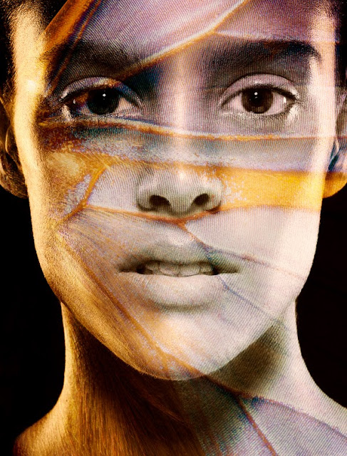 Stunning Beauty Portraits by Carsten Witte